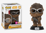 Chewbacca (Flocked, Solo Movie) 239 - Box Lunch Exclusive  [Damaged: 6/10]
