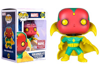 Vision (Avengers #57) 239 - Marvel Collector Corps Exclusive  [Damaged: 7.5/10]