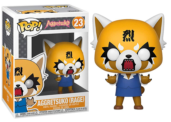 Aggretsuko (Rage, Sanrio) 23 [Damaged 7.5/10]