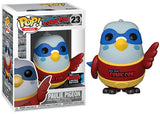 Paulie Pigeon (Red, New York Comic Con, Icons) 23 - Fall Convention Exclusive  [Damaged: 7.5/10]