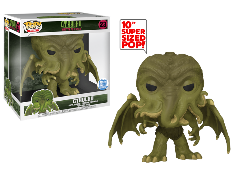> Cthulhu (10-Inch) 23 - Funko Shop Exclusive