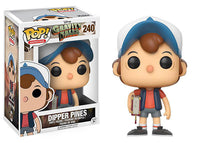 Dipper Pines (Gravity Falls) 240  [Damaged: 7/10]