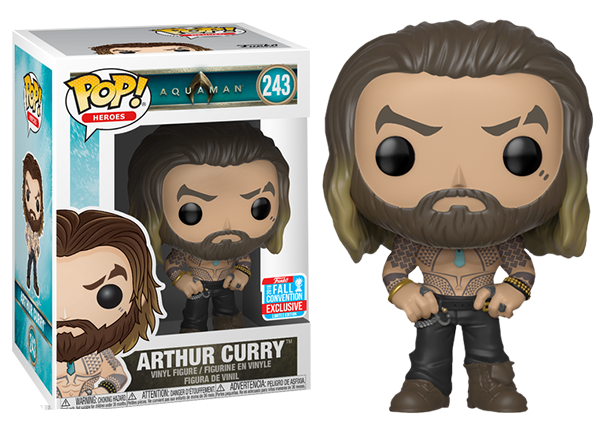 Arthur Curry (Shirtless, Aquaman) 243 - 2018 Fall Convention Exclusive