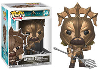 Arthur Curry as Gladiator (Aquaman) 244  [Damaged: 7/10]