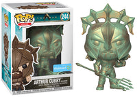 Arthur Curry as Gladiator (Patina, Aquaman) 244 - Walmart Exclusive  [Damaged: 7.5/10]