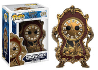 Cogsworth (Beauty & The Beast) 245  [Damaged: 7.5/10]