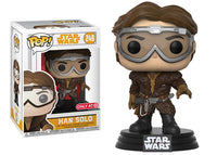 Han Solo (Goggles, Solo Movie) 248 - Target Exclusive  [Damaged: 7/10]