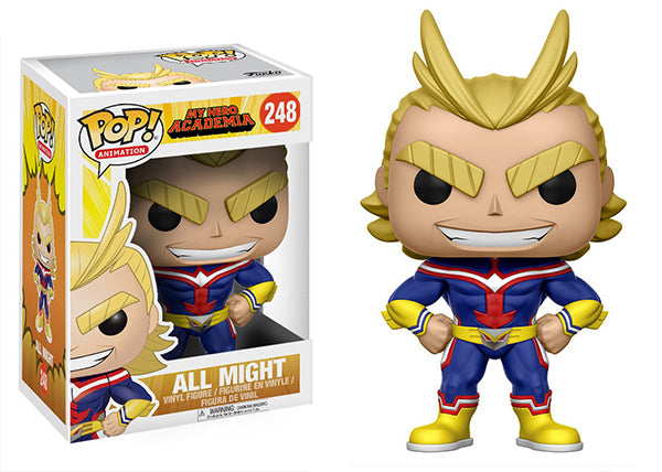 All Might (My Hero Academia) 248  [Damaged: 7.5/10]
