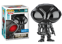 Black Manta (Black Chrome, Aquaman) 248 - Walmart Exclusive