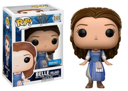 Belle (Village, Beauty & The Beast) 249 - Walmart Exclusive  [Damaged: 7.5/10]