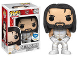 Seth Rollins (White Outfit, WWE) 24 - Fye Exclusive  [Damaged: 7/10]