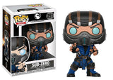 Sub-Zero (Mortal Kombat) 251  [Damaged: 7.5/10]