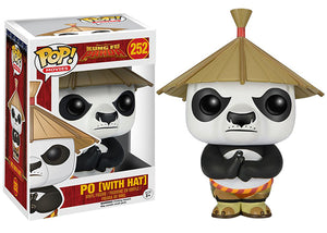 Po (With Hat, Kung Fu Panda) 252  [Damaged: 6/10]