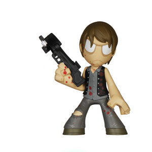 Mystery Minis The Walking Dead Series 3 - Daryl Dixon (1 Hand on Crossbow, Bloody)