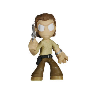 Mystery Minis The Walking Dead Series 3 - Rick Grimes (No Hat)