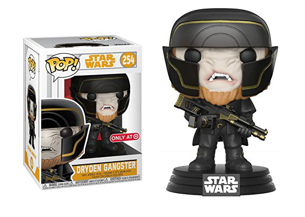 Dryden Gangster (Solo Movie) 254 - Target Exclusive