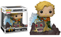 Aquaman (Jim Lee Deluxe) 254 - Gamestop Exclusive  [Damaged: 7.5/10]