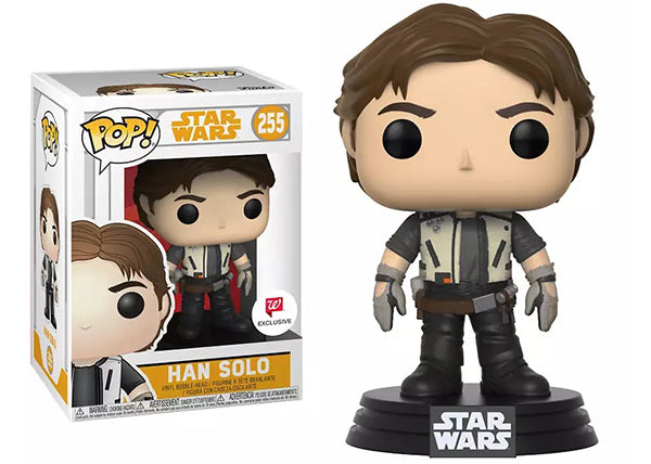 Han Solo (Flight Outfit, Solo Movie) 255 - Walgreens Exclusive [Damaged: 7/10]