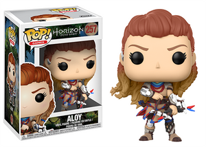 Aloy (Horizon Zero Dawn) 257 [Damaged: 7/10]