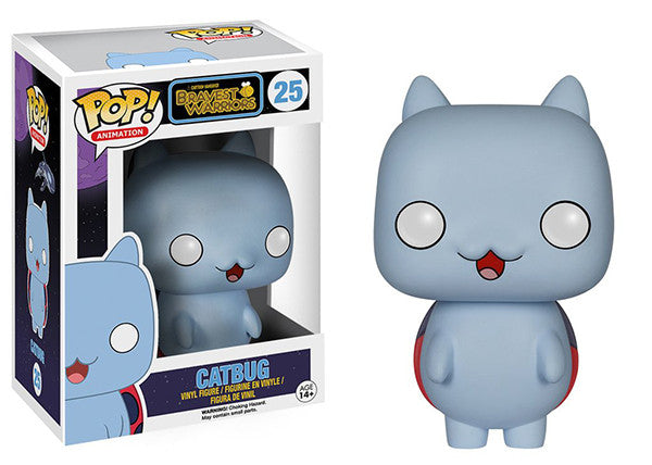 Catbug (Bravest Warriors) 25 **Vaulted** Pop Head
