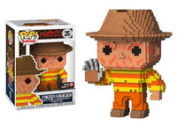 Freddy Krueger (NES Colors, 8-Bit, A Nightmare on Elm Street) 25 - Gamestop Exclusive  [Damaged: 7.5/10]