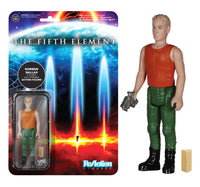 Funko ReAction Figures The Fifth Element - Korben Dallas