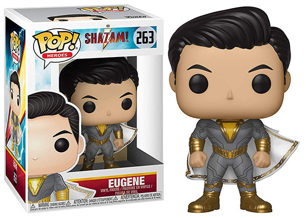 Eugene (Shazam) 263  [Damaged: 7.5/10]