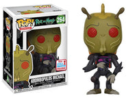 Krombopulos Michael (Rick & Morty) 264 - 2017 Fall Convention Exclusive