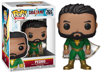 Pedro (Shazam) 265  [Damaged: 7.5/10]