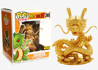 Shenron (Gold, 6-inch, Dragonball Z) 265 - Hot Topic Exclusive  [Damaged: 7.5/10]