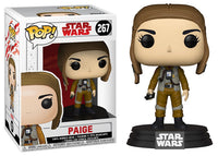 Paige (The Last Jedi) 267  [Damaged: 6/10]