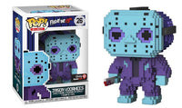 Jason Voorhees (NES Colors, 8-Bit, Friday the 13th) 26 - Gamestop Exclusive  [Damaged: 7.5/10]