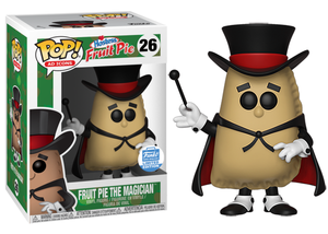 Fruit Pie the Magician (Ad Icons) 26 - Funko Shop Exclusive