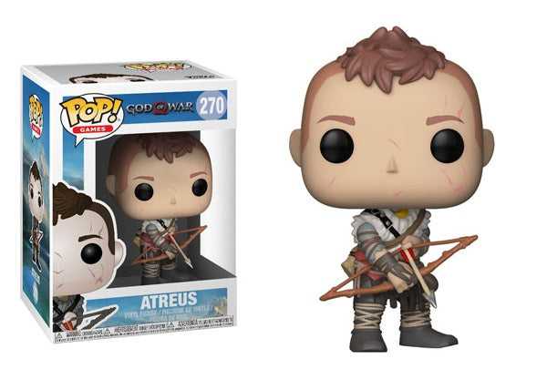 Atreus (God of War) 270  [Damaged: 7.5/10]