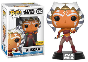 Ahsoka (Action Pose, Clone Wars) 272 - Hot Topic Exclusive  [Damaged: 7/10]