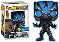 Black Panther (Glow in the Dark, Black Panther) 273 - Walmart Exclusive  [Damaged: 6/10]
