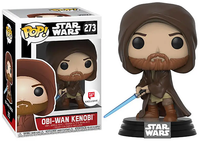 Obi-Wan Kenobi (Prequels, Hooded) ) 273 - Walgreens Exclusive [Damaged: 6/10]