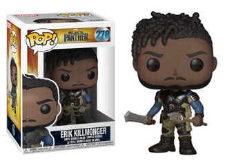 Erik Killmonger (Black Panther) 278  [Damaged: 7.5/10]