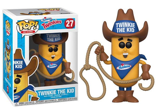 Twinkie the Kid (Ad Icons) 27 [Damaged: 7.5/10]