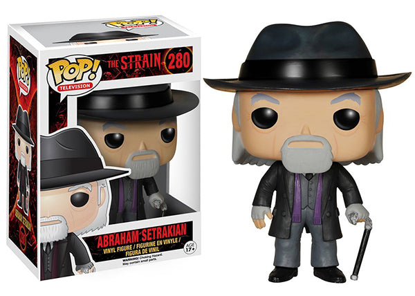 Abraham Setrakian (The Strain) 280  [Damaged: 7/10]
