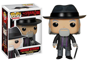 Abraham Setrakian (The Strain) 280  [Damaged: 6/10]