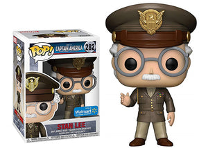 Stan Lee (General, Captain America) 282 - Walmart Exclusive