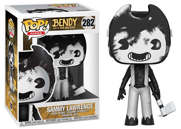 Sammy Lawrence (Bendy and the Ink Machine) 282 [Damaged: 7.5/10]