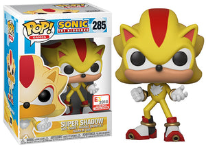 Super Shadow (Sonic the Hedgehog) 285 - 2018 E3 Exclusive /1500 Made  [Condition: 7.5/10]