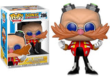 Dr. Eggman (Sonic the Hedgehog) 286 [Damaged: 7.5/10]