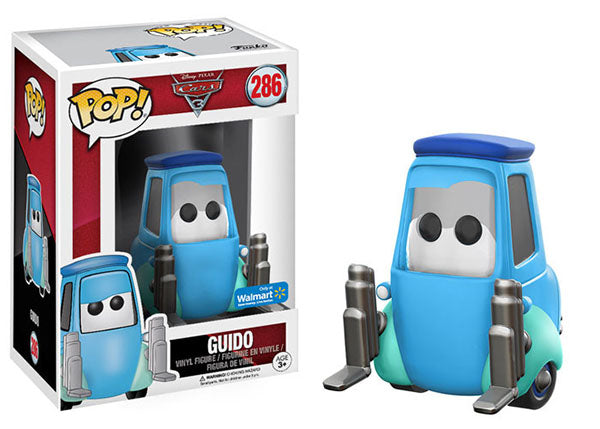 Guido (Cars 3) 286 - Walmart Exclusive