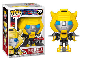 > Bumblebee (Wings, Transformers, Retro Toys) 28 - Special Edition Exclusive