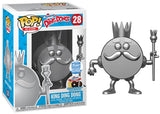 > King Ding Dong (Platinum, Ad Icons) 28 -  Funko Shop Exclusive