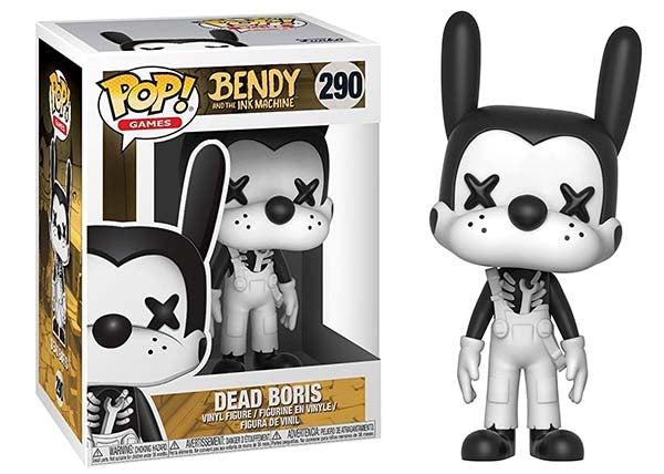 Dead Boris (Bendy and the Ink Machine) 290
