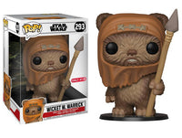 Wicket W. Warrick (10-Inch, Star Wars) 293 - Target Exclusive  [Damaged: 7.5/10]